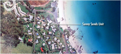 Accommodation Tasmania, Sunny Sands Holiday Units, Boat Harbour Beach